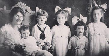 Eleanor, Bertha, William, Sarah, Margaret, Eleanor
