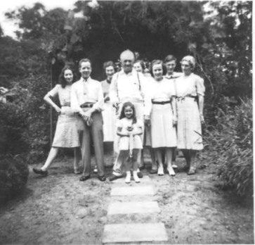 The DuPre Family, ca. 1939