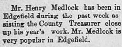 HenryTMedlock1912Advertiser